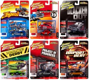 Johnny Lightning Street Freaks 2019 Release 3 Set A
