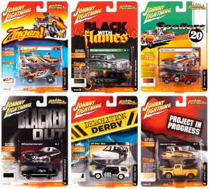 Johnny Lightning Street Freaks 2020 Release 1 Set B