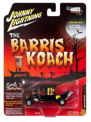 Johnny Lightning - Barris Koach
