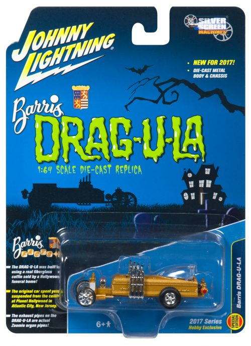 Johnny Lightning - Barris Drag-U-La