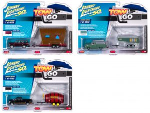 Johnny Lightning Tow & Go 2019 Release 2 - Set B