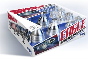 Space 1999 Eagle Transporter Deluxe Accessory Pack 1:48 Scale