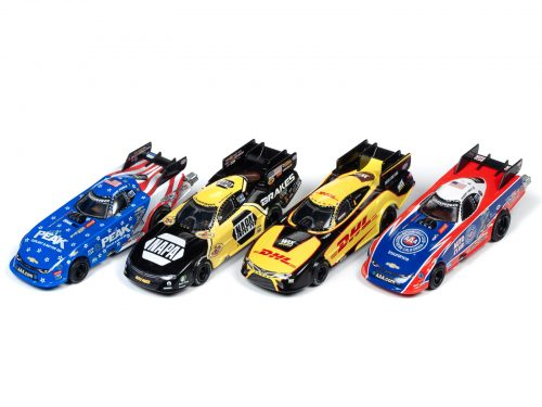 NHRA Funny Cars - 4 Gear - Release 23 - HO Scale