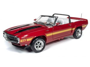 American Muscle 1970 Shelby GT500 Convertible (Hemmings Muscle Machines) ) 1:18 Scale Diecast