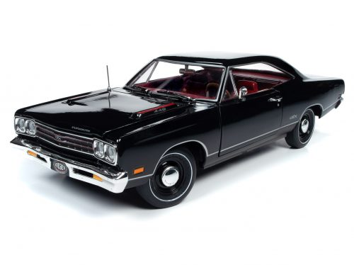 American Muscle 1969 Plymouth GTX Hardtop (MCACN) 1:18 Scale Diecast