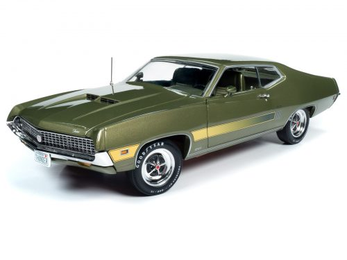 American Muscle 1970 Ford Torino GT Hardtop (Class of 1970) 1:18 Scale Diecast