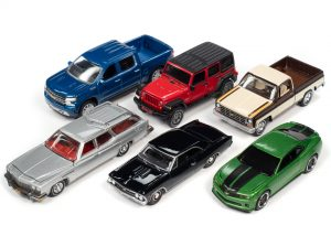 Auto World Premium 2020 Release 2 1:64 Diecast - Set A