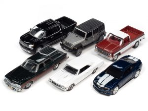 Auto World Premium 2020 Release 2 1:64 Diecast - Set B