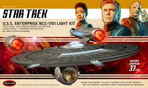 Polar Lights Star Trek Discovery U.S.S. Enterprise Light Kit