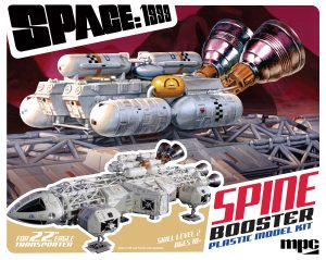 "Space:1999 22"" Booster Pack Accessory Set 1:48 Scale"