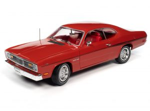 American Muscle 1970 Plymouth Duster Hardtop (Hemmings Classic Car) 1:18 Scale Diecast