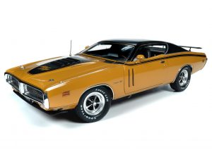 American Muscle 1971 Dodge Charger R/T Hardtop (MCACN) 1:18 Scale Diecast