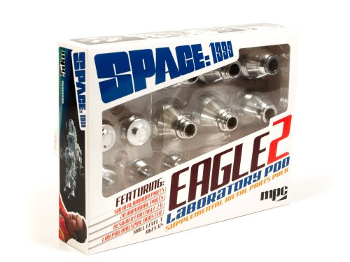"""Space:1999 22"""" Eagle Supplemental Metal Parts Pack 1:48 Scale"""