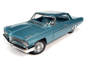 1962 Pontiac Royal Bobcat Catalina Hardtop 1:18 Scale Diecast