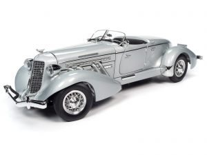 Auto World 1935 Auburn 851 Speedster 1:18 Scale Diecast
