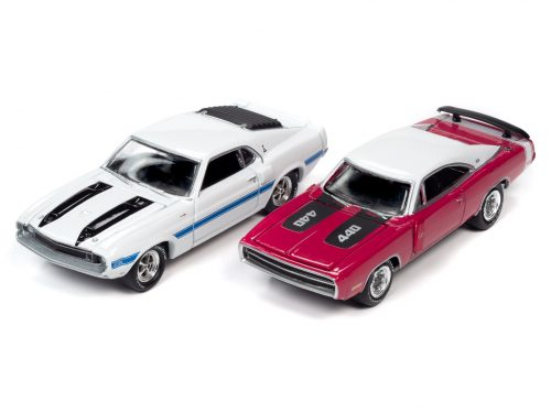 Johnny Lightning Class of 1970 / Pony Power - 2020 Release 2 (2-Pack) 1:64 Scale Diecast