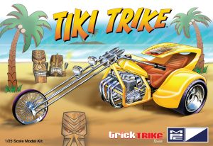 MPC Tiki Trike (Trick Trikes Series) 1:25 Scale Model Kit