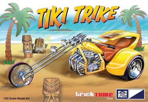 MPC Tiki Trike (Trick Trikes Series) 1:25 Scale Model Kit