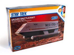 Polar Lights Galileo Shuttle 1:32 Scale Model Kit