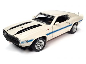 American Muscle 1970 Shelby GT-500 (Class of 1970) 1:18 Scale Diecast