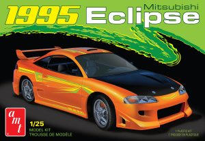 AMT 1995 Mitsubishi Eclipse 1:25 Scale Model Kit