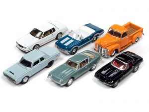 Johnny Lightning Classic Gold 2020 Release 2 Set A 1:64 Diecast