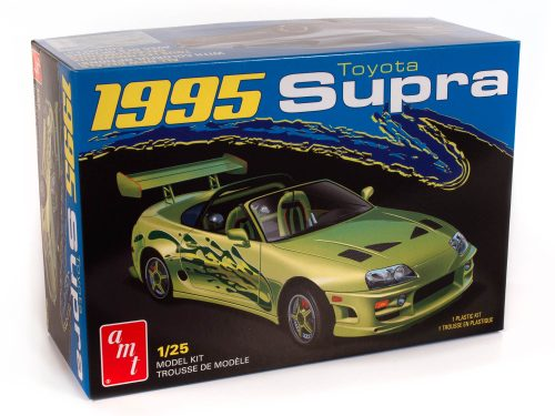 AMT 1995 Toyota Supra 1:25 Scale Model Kit