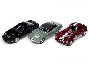 Johnny Lightning 1:64 Die Cast Assortment with Collector Tin 2020 R3
