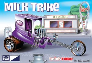 MPC Milk Trike (Trick Trikes Series) 1:25 Scale Model Kit