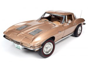 American Muscle 1963 Chevy Corvette Sting Ray Coupe 1:18 Scale Diecast