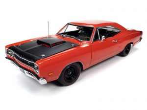 American Muscle 1969 .5 Dodge Super Bee Hardtop (MCACN) 1:18 Scale Diecast