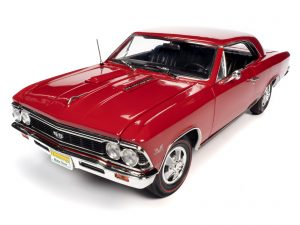 American Muscle 1966 Chevrolet Chevelle SS 396 Hardtop (Hemmings) 1:18 Scale Diecast