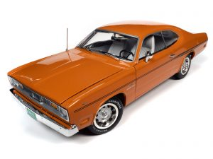 American Muscle 1970 Plymouth Duster 2-Door Coupe (Class of 1970) 1:18 Scale Diecast