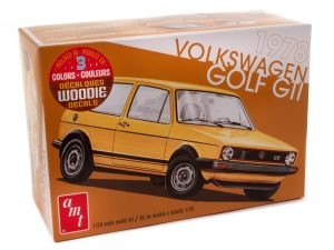 AMT 1978 VW Golf GTI 1:24 Scale Model Kit