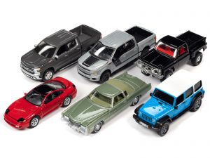 Auto World Premium 2020 Release 5 Set A 1:64 Diecast
