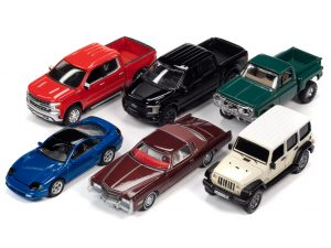 Auto World Premium 2020 Release 5 Set B 1:64 Diecast
