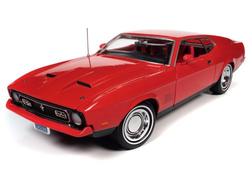 Auto World James Bond 1971 Ford Mustang Mach 1 (Diamonds Are Forever) 1:18 Scale Diecast