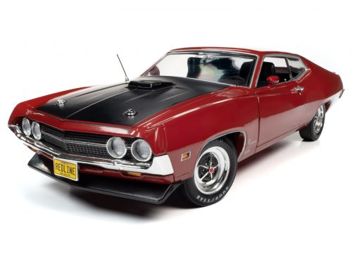 American Muscle 1970 Ford Torino Cobra (Class of 1970) 1:18 Scale Diecast