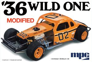 MPC 1936 Wild One Modified 1:25 Scale Model Kit