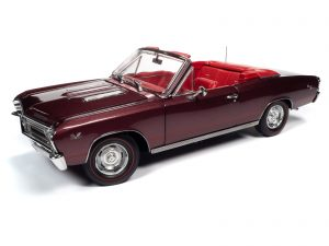 American Muscle 1967 Chevrolet Chevelle SS 396 Convertible (MCACN) 1:18 Scale Diecast