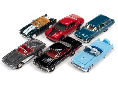 Johnny Lightning Classic Gold 2020 Release 3 Set A - 1:64 Diecast