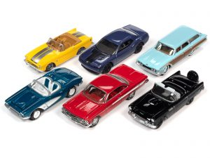 Johnny Lightning Classic Gold 2020 Release 3 Set B - 1:64 Diecast