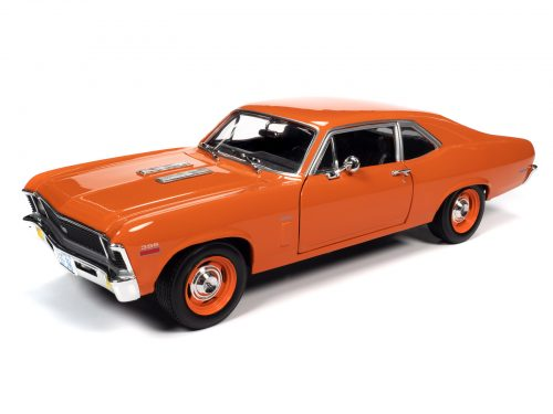 AMERICAN MUSCLE 1970 CHEVY NOVA SS 396 1:18 SCALE DIECAST