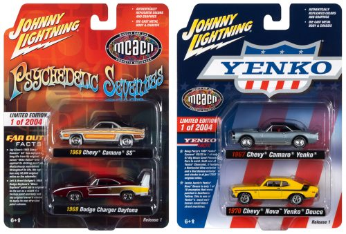 Johnny Lightning Themed 1:64 Die Cast 2-pack - 2021 Release 1