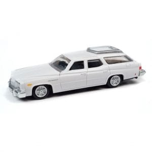 CLASSIC METAL WORKS 1976 BUICK ESTATE WAGON (LIBERTY WHITE) 1:87 HO SCALE