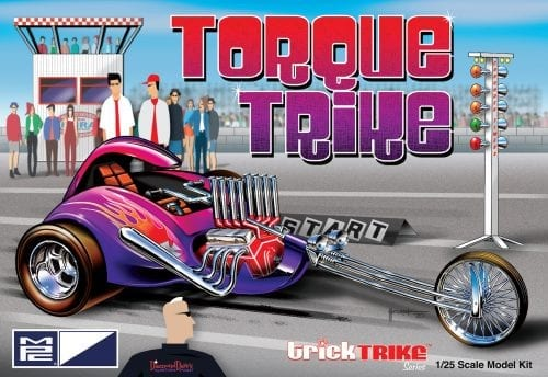 MPC TORQUE TRIKE (TRICK TRIKES SERIES) 1:25 SCALE MODEL KIT