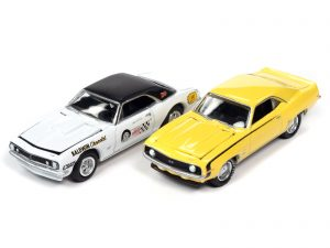 JOHNNY LIGHTNING 2021 RELEASE 2 VERSION A (2-PACK)