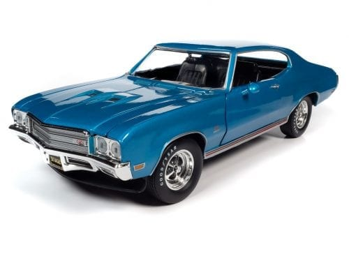 AMERICAN MUSCLE 1971 Buick Grand Sport Stage 1 (Class of 1971) 1:18 SCALE DIECAST