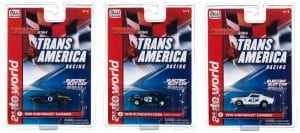 AUTO WORLD Trans Am Racers - Thunderjet - Release 32
