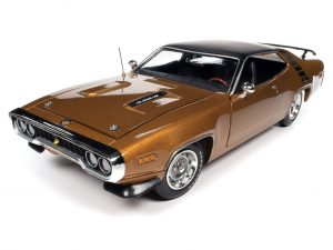 AMERICAN MUSCLE 1971 PLYMOUTH ROAD RUNNER HARDTOP (CLASS OF 1971) 1:18 SCALE DIECAST